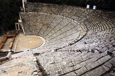 Ζητήματα αρχαίου θεάτρου σε μορφή ερωταποκρίσεων: (1) Πηγές πληροφοριών για τη μελέτη του αρχαίου ελληνικού δράματος
