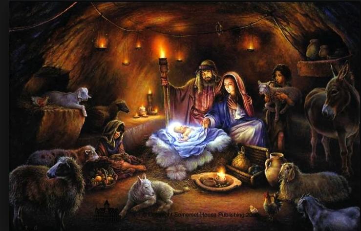 Ελληνικά ποιήματα για τα Χριστούγεννα