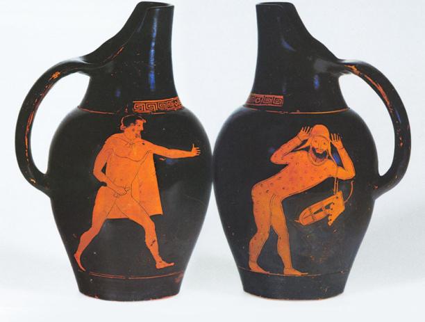 """Για τους """"Πέρσες"""" του Αισχύλου (1): η μυθοποίηση της Ιστορίας"""