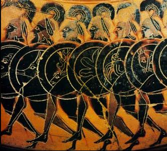 H Αμφίπολη πριν τον τύμβο Καστά