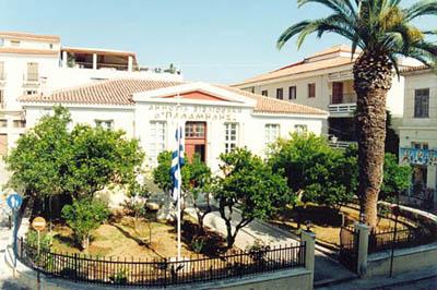 Εκπαιδευτικά Προγράμματα Βιβλιοθήκης Ναυπλίου