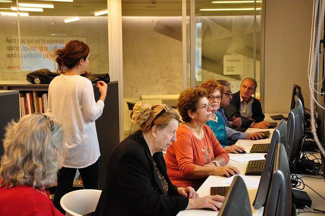 Δωρεάν Μαθήματα από τη Δημόσια Κεντρική Βιβλιοθήκη Βέροιας