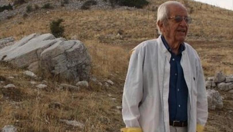 Ηλίας Σιμόπουλος Πέθανε ο ποιητής Ηλίας Σιμόπουλος