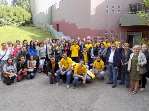 4η Εβδομάδα Επιμόρφωσης μελών Διδακτικού και Διοικητικού προσωπικού Ευρωπαϊκών Πανεπιστημίων