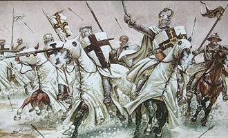 Σταυροφόροι και σταυροφορίες στο πρελούντιο της ιστορίας