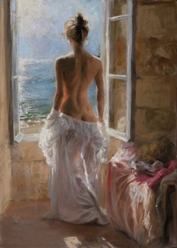 Τέχνη και Γυμνό: Ζωή και Έρωτας