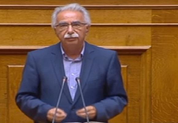 Ομιλία του Υπουργού Παιδείας, Έρευνας και Θρησκευμάτων Κώστα Γαβρόγλου στην Ολομέλεια της Βουλής