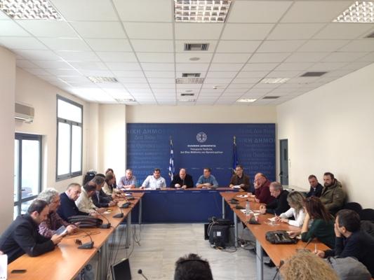 Συνάντηση του υπουργού με ΟΛΜΕ και ΔΟΕ