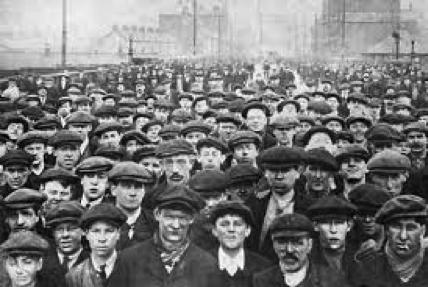 Η ιστορία της απεργίας