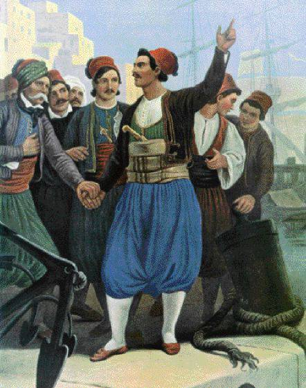 H Ελληνική Επανάσταση στο Μουσείο Ελληνικής Παιδείας
