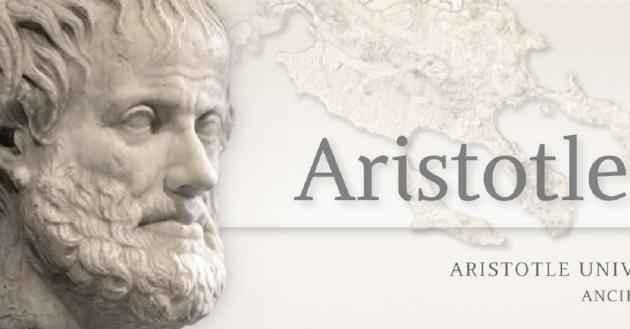 """Διεθνές Συνέδριο """"Αριστοτέλης 2400 Χρόνια"""""""