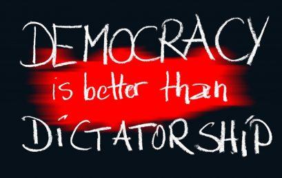 Τελικά ποιο είναι το Δημοκρατικό και ποιο το Φασιστικό;