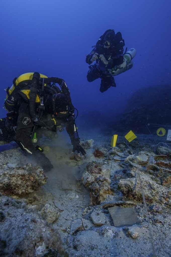 ΕΚΘΕΣΗ «Το Ναυάγιο των Αντικυθήρων – Οι νέες αρχαιολογικές ανακαλύψεις» 3 Δεκεμβρίου 2016-15 Ιανουαρίου 2017