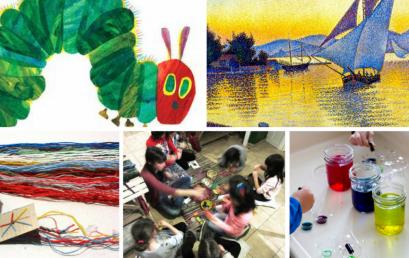 Εργαστήρια για παιδιά 18,19 Μαρτίου στο Μουσείο Σχολικής Ζωής και Εκπαίδευσης