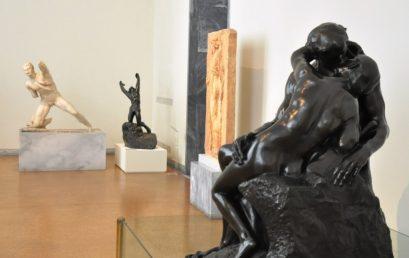 Ὁ Rodin καὶ ἡ Ἑλλάδα:Διάλεξη τῆς Μαρίνας Λαμπράκη-Πλάκα