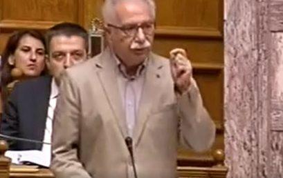 Ομιλία του Υπουργού Παιδείας, Έρευνας και Θρησκευμάτων Κ. Γαβρόγλου στην συνεδρίαση της Ολομέλειας της Βουλής