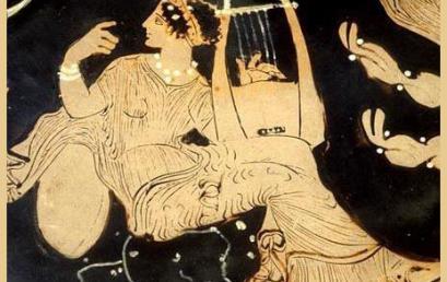 """Κύκλος συναντήσεων για την αρχαία ελληνική μουσική: """"Αντιγόνη"""" Σοφοκλέους"""
