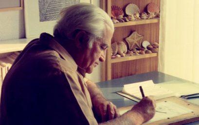 Ίδρυμα Αικατερίνης Λασκαρίδη: Σύναξη Μνήμης στον Νίκο Γαβριήλ Πεντζίκη (1908-1993)