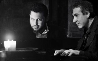 IANOS:Δαυίδ Ναχμίας & Μπάμπης Βελισσάριος   «Κανσονέτες»