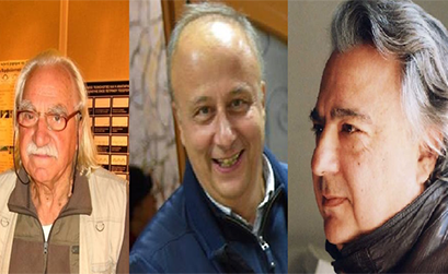 IANOS: «Από το αμπέλι στο θέατρο»   Ο Κώστας Καζαμιάκης ομιλεί αλλά και συνομιλεί με καλλιτέχνες