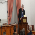 """Νικόλαος Μπουμπάρης, """"Το Ταξίδι μου: η συμβολή του Ψυχάρη στη διαμόρφωση της νεοελληνικής γλώσσας"""""""