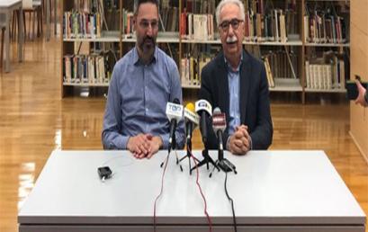 Επίσκεψη του Υπουργού Κ. Γαβρόγλου σε Φλώρινα και Κοζάνη