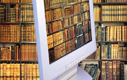 Όταν ένα έντυπο βιβλίο …συζητάει με ένα ψηφιακό!