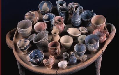 Αρχαιολογικό Μουσείο Ηρακλείου:«Παιχνίδια ή αφιερώματα; Τα (πολύ) μικρά αγγεία της Μινωικής Εποχής»