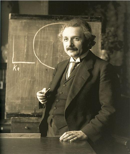 Αϊνστάιν: μια εμβληματική προσωπικότητα, ένα πνεύμα ελευθερίας
