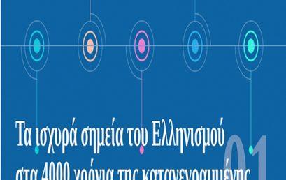 Μαρία Ευθυμίου: Τα ισχυρά σημεία του Ελληνισμού (Μέρος 1ο)